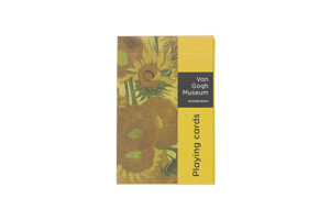 492323 playing cards sunflowers